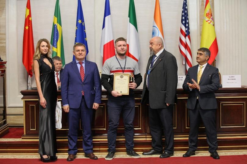 ТеплЭко — Лауреат международного конкурса «Лучшие товары и услуги — ГЕММА»!