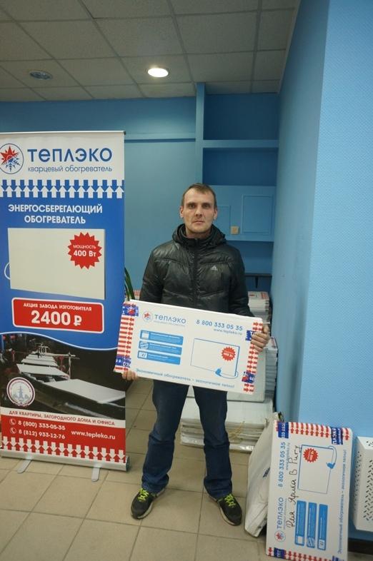 Новый фирменный магазин в Кирове