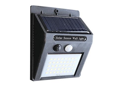 Уличный светодиодный светильник на солнечной батарее